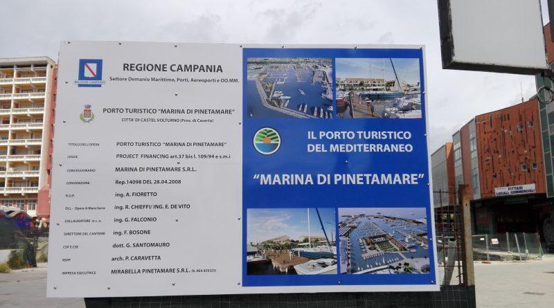 Porto Marina di Pinetamare Maggio 2016