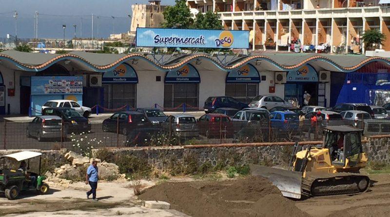 Un piccolo traguardo al Cantiere Marina di Pinetamare